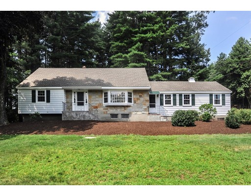 Single Family Home for Sale at 157 Cottage Street Natick, Massachusetts 01760 United States