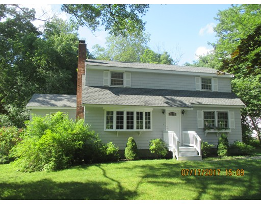 Single Family Home for Sale at 18 Marlyn Road Billerica, Massachusetts 01821 United States