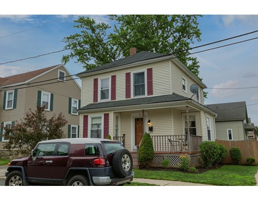 Single Family Home for Sale at 10 Harris Street Beverly, Massachusetts 01915 United States