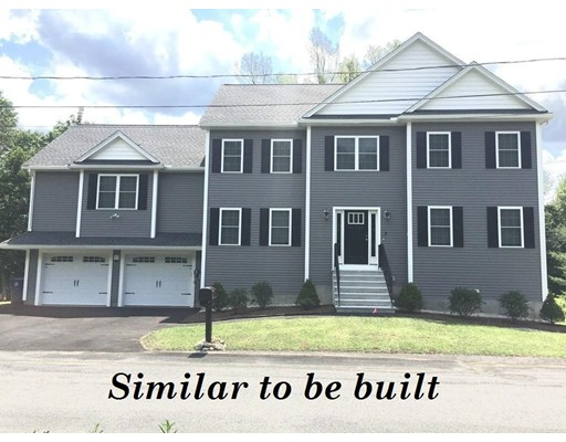Single Family Home for Sale at 3 HEMLOCK LANE Billerica, Massachusetts 01821 United States