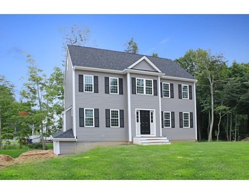 Single Family Home for Sale at 372 High Street Bridgewater, Massachusetts 02324 United States