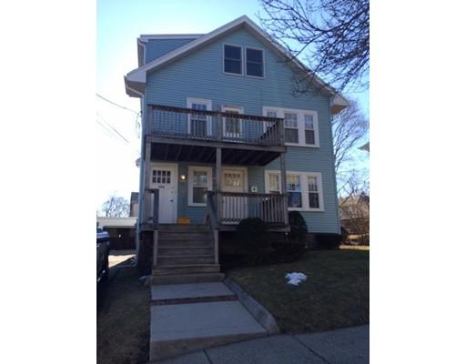 Apartamento por un Alquiler en 66 Mount Vernon #2 Arlington, Massachusetts 02476 Estados Unidos