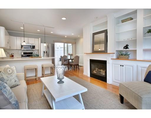 Single Family Home for Sale at 3 Bunker Hill Court Boston, Massachusetts 02129 United States