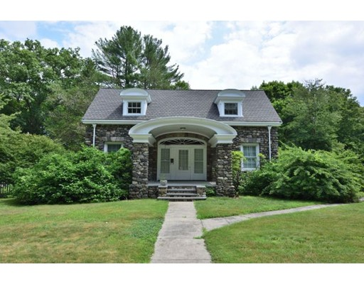 Single Family Home for Sale at 279 North Main Street Andover, Massachusetts 01810 United States