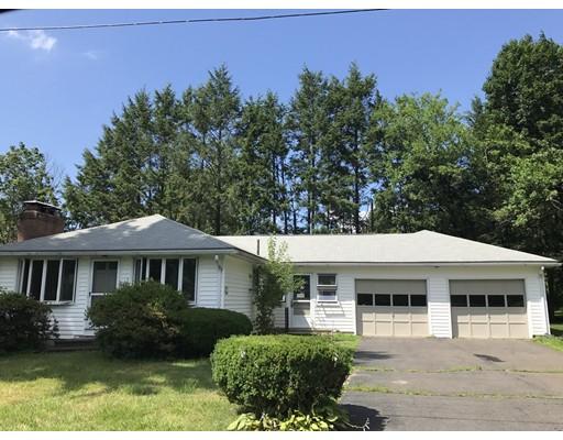 独户住宅 为 销售 在 28 Lombra Road West Springfield, 01089 美国