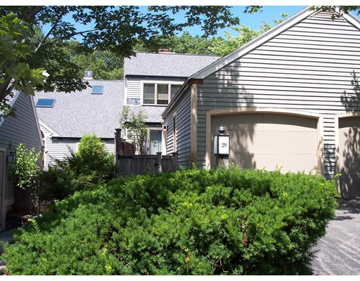 Condominium for Sale at 29 Hillside Drive Wayland, Massachusetts 01778 United States
