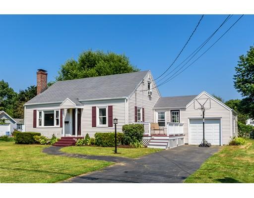 Single Family Home for Sale at 36 Loker Street Natick, Massachusetts 01760 United States