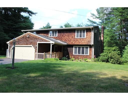 Single Family Home for Sale at 75 Fiske Drive Bridgewater, Massachusetts 02324 United States