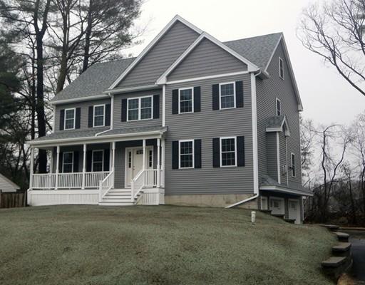 Частный односемейный дом для того Продажа на 7 Pinewood Road 7 Pinewood Road Wilmington, Массачусетс 01887 Соединенные Штаты