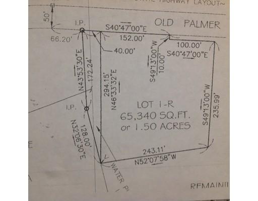 139 Old Palmer rd, Brimfield, MA 01010
