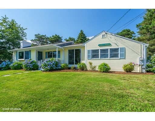 Single Family Home for Sale at 66 Geranium Drive Chatham, Massachusetts 02633 United States