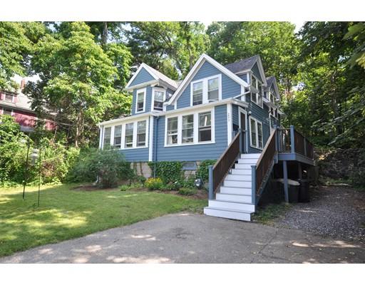 Single Family Home for Sale at 205 Forest Street Arlington, Massachusetts 02474 United States