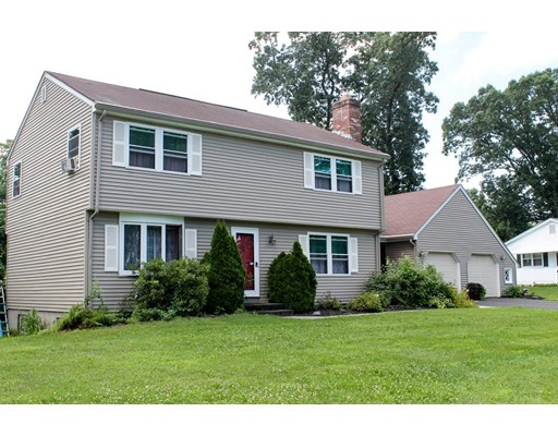 Single Family Home for Sale at 46 Old Mill Road Agawam, Massachusetts 01001 United States