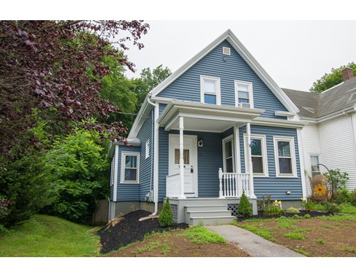 Single Family Home for Sale at 34 Springhill Avenue Bridgewater, Massachusetts 02324 United States