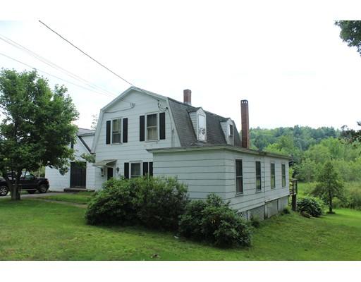 Single Family Home for Sale at 66 Boston Road Groton, Massachusetts 01450 United States