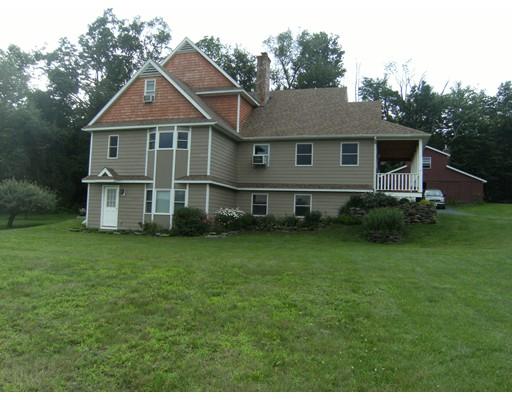 独户住宅 为 销售 在 74 Goss Hill Road Huntington, 马萨诸塞州 01050 美国