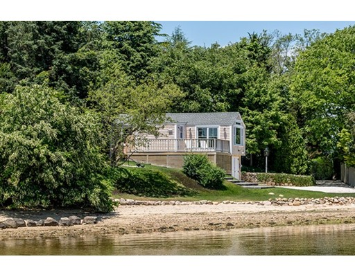 Single Family Home for Sale at 61 Hines Point Road Tisbury, Massachusetts 02568 United States