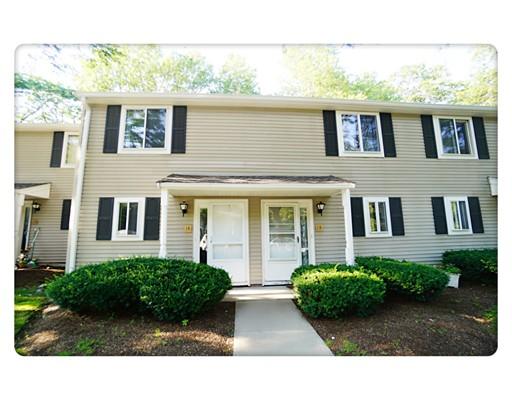 Condominium for Sale at 16 Village Hill Lane Natick, Massachusetts 01760 United States