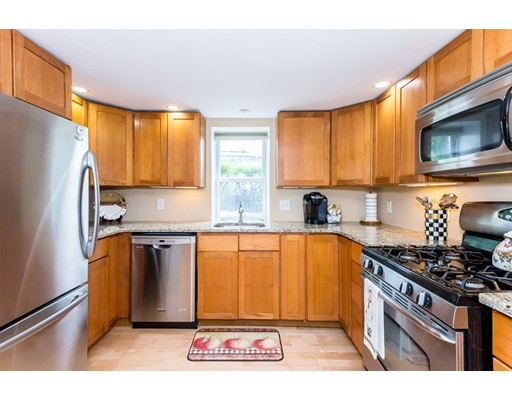 Condominium for Sale at 163 Sherman Street Cambridge, Massachusetts 02140 United States