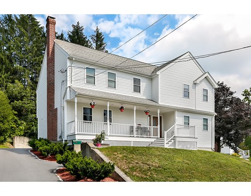 Single Family Home for Sale at 54 Roundtop Road Marlborough, Massachusetts 01752 United States