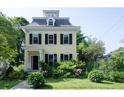 独户住宅 为 销售 在 642 Franklin Street 梅尔罗斯, 02176 美国