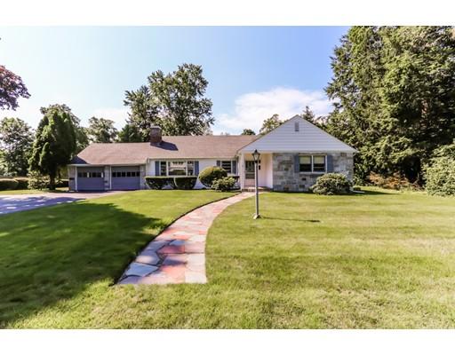 Single Family Home for Sale at 6 Gardner Avenue Andover, Massachusetts 01810 United States