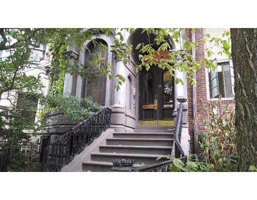 Casa Unifamiliar por un Alquiler en 16 Commonwealth Avenue Boston, Massachusetts 02116 Estados Unidos