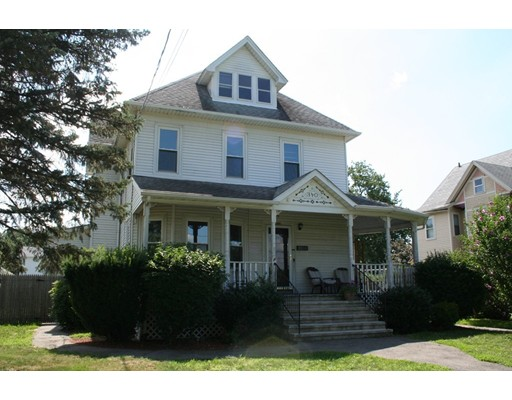 Single Family Home for Sale at 340 Grove Street 340 Grove Street Chicopee, Massachusetts 01020 United States