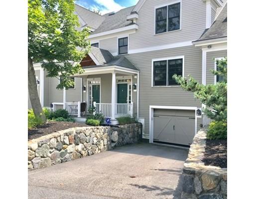 Casa Unifamiliar por un Alquiler en 37 Courtyard Place Lexington, Massachusetts 02420 Estados Unidos