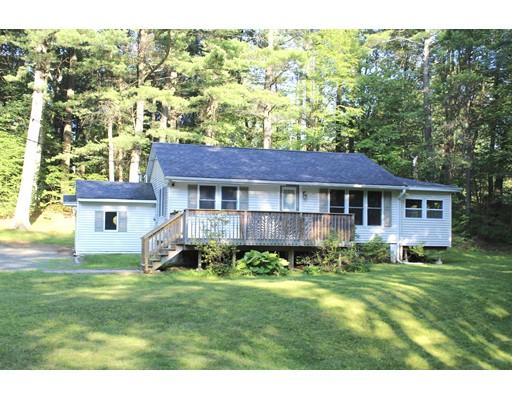 Частный односемейный дом для того Продажа на 1663 Russell Road Montgomery, Массачусетс 01085 Соединенные Штаты
