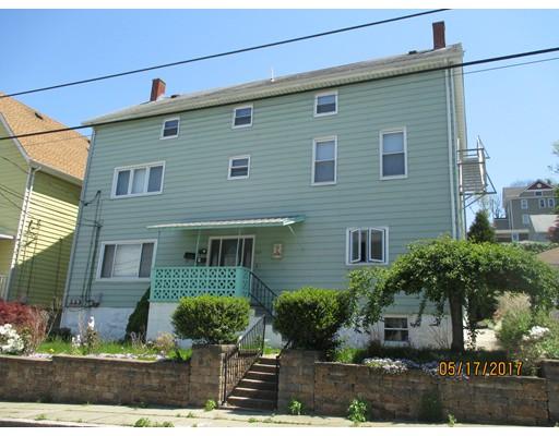Multi-Family Home for Sale at 465 N Belmont Street Fall River, Massachusetts 02720 United States
