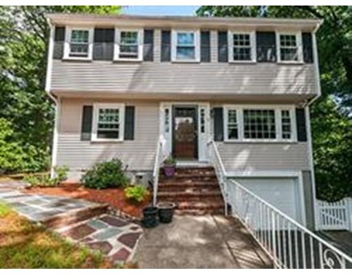 Casa Unifamiliar por un Alquiler en 11 Eastman Avenue Westwood, Massachusetts 02090 Estados Unidos