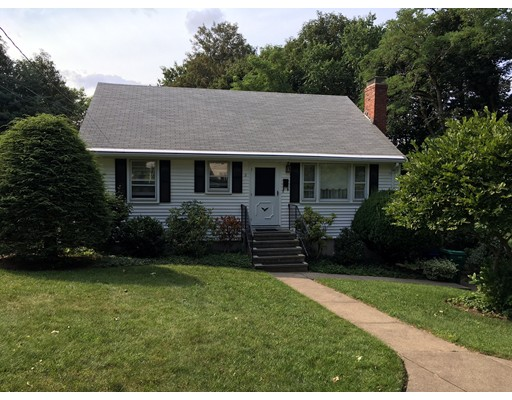 Single Family Home for Sale at 2 Elmhurst Road Newton, Massachusetts 02458 United States