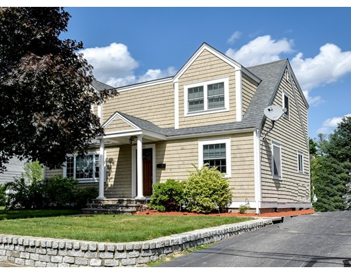 Single Family Home for Sale at 20 Third Street Natick, Massachusetts 01760 United States