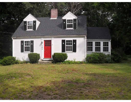 Single Family Home for Rent at 283 Gannett Road Scituate, Massachusetts 02066 United States