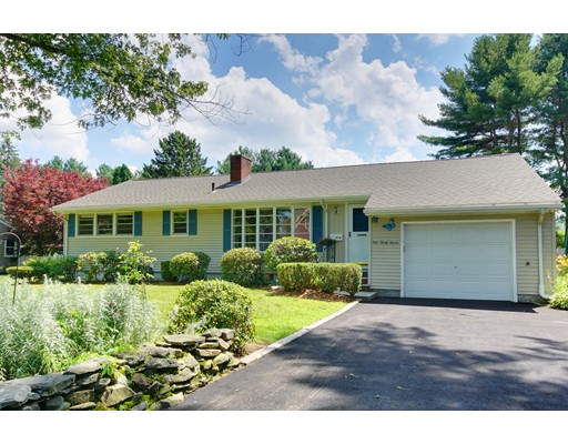 Single Family Home for Sale at 137 Pleasant Street Northborough, Massachusetts 01532 United States