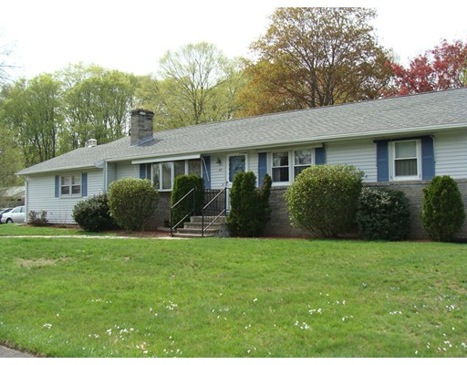Single Family Home for Sale at 24 Forest Road Agawam, Massachusetts 01001 United States