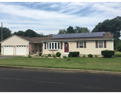 Single Family Home for Sale at 23 Colemore Street Agawam, Massachusetts 01030 United States