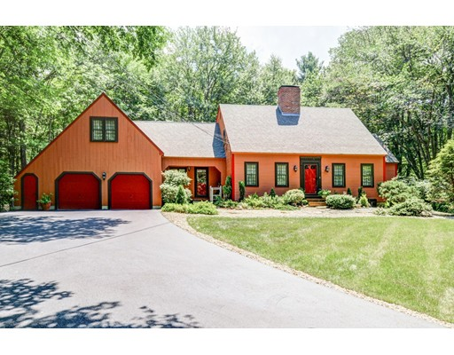 Single Family Home for Sale at 18 Meadow Road Bolton, Massachusetts 01740 United States