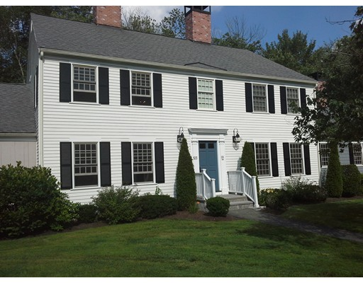 Condominium for Sale at 123 Jericho Road Weston, Massachusetts 02493 United States