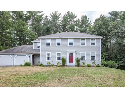 Single Family Home for Sale at 47 Drumlin Hill Road Groton, Massachusetts 01450 United States