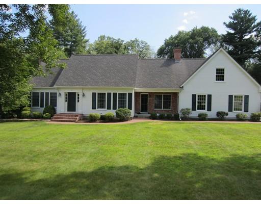 独户住宅 为 销售 在 11 Sturbridge Lane East Longmeadow, 01028 美国