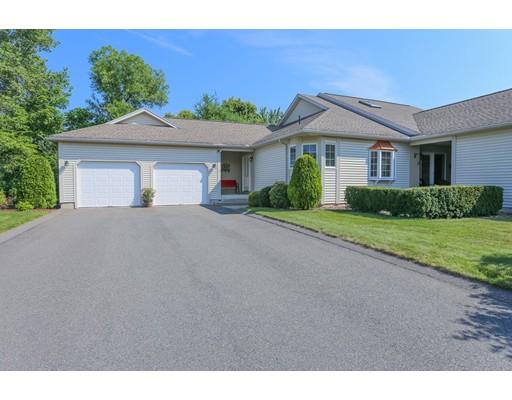 共管式独立产权公寓 为 销售 在 122 Pine Grove Drive #122 South Hadley, 马萨诸塞州 01075 美国