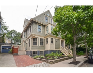 33 Gorham St 33 is a similar property to 23 Perry St  Cambridge Ma