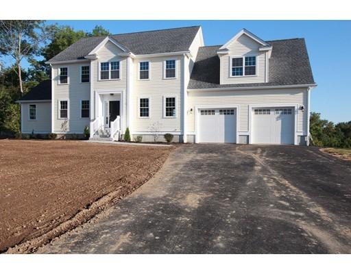 Maison unifamiliale pour l Vente à 716 Main Street West Newbury, Massachusetts 01985 États-Unis