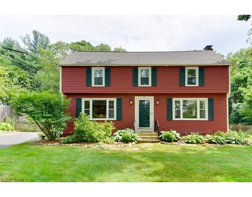 Single Family Home for Sale at 5 Orchard Drive Acton, Massachusetts 01720 United States