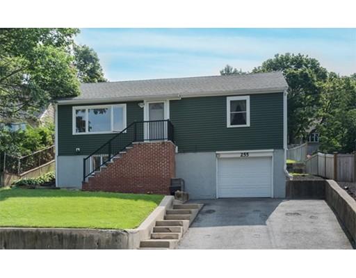 Single Family Home for Sale at 255 Forest Street Arlington, Massachusetts 02474 United States