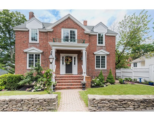 Single Family Home for Sale at 8 Chestnut Street Andover, Massachusetts 01810 United States