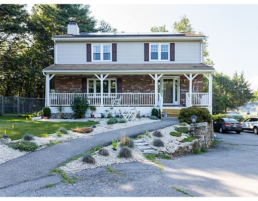 Single Family Home for Sale at 28 Richards Street Billerica, Massachusetts 01821 United States