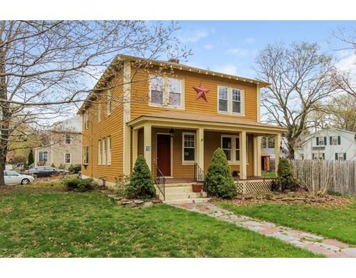 Single Family Home for Sale at 10 Oxford St N Auburn, Massachusetts 01501 United States